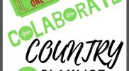 Collaborative Country Playlist